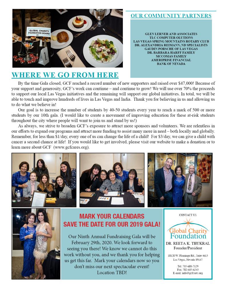 Spring 2019 Newsletter REVISED4