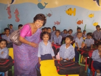 Education Program in New Delhi, India