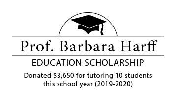 Prof Barbara Harff